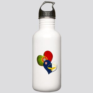 Portugal and Azores he Stainless Water Bottle 1.0L