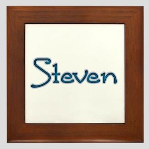 Steven Framed Tile