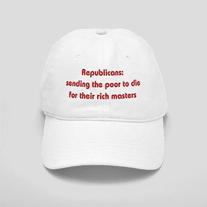 Rich Man's War Cap