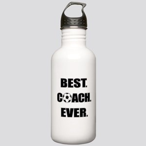 Best. Coach. Ever. Bla Stainless Water Bottle 1.0L