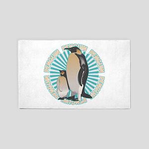 Penguin Animal Classic 3'x5' Area Rug