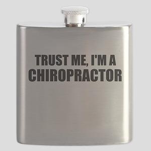 Trust Me, Im A Chiropractor Flask