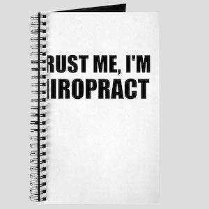 Trust Me, Im A Chiropractor Journal
