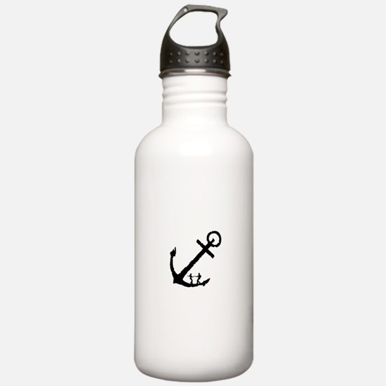 Swing Dance Addiction Water Bottle