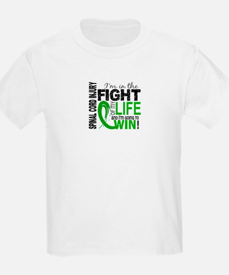 Spinal Cord Injury FightOfMyLif T-Shirt