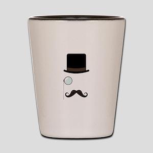 Classy Gentleman Mustache Shot Glass