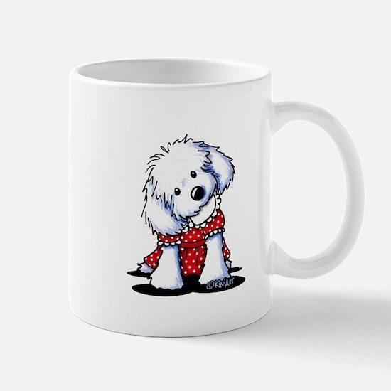 Maltese In Dots Mug