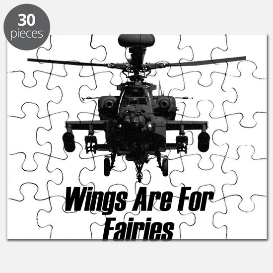 Cute Helicopter Puzzle