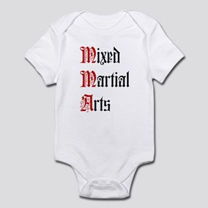 Mixed Martial Arts Infant Bodysuit