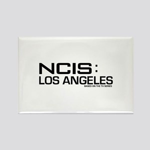 NCIS LA Rectangle Magnet