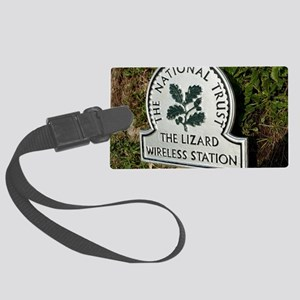 Lizard Wirelsess Station Large Luggage Tag