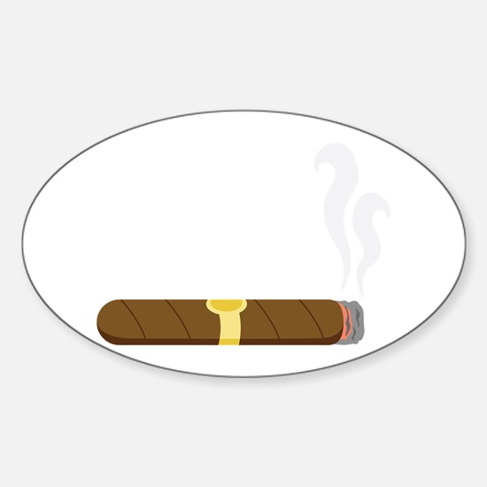 Cigar Decal