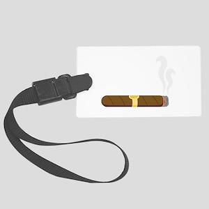 Cigar Luggage Tag