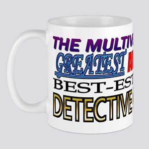 Detective Constable Mugs