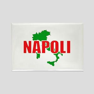 Napoli, Italia Rectangle Magnet