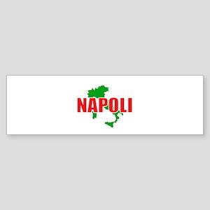 Napoli, Italia Bumper Sticker