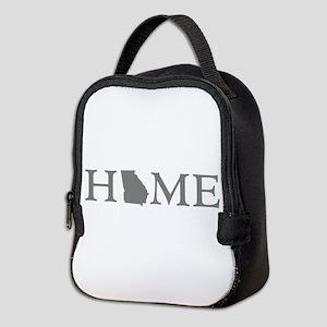 Georgia Home Neoprene Lunch Bag