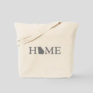 Georgia Home Tote Bag