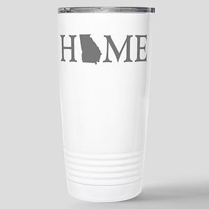 Georgia Home Stainless Steel Travel Mug