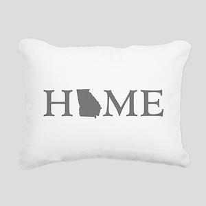 Georgia Home Rectangular Canvas Pillow