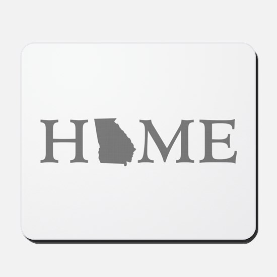 Georgia Home Mousepad