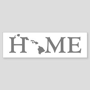 Hawaii Home Sticker (Bumper)