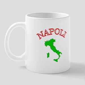 Napoli, Italia Mug