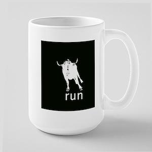 Running With The Bulls Mugs