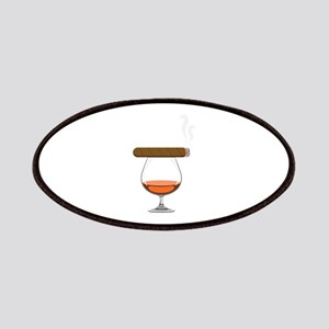 Brandy Cognac Cigar Patches