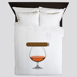 Brandy Cognac Cigar Queen Duvet
