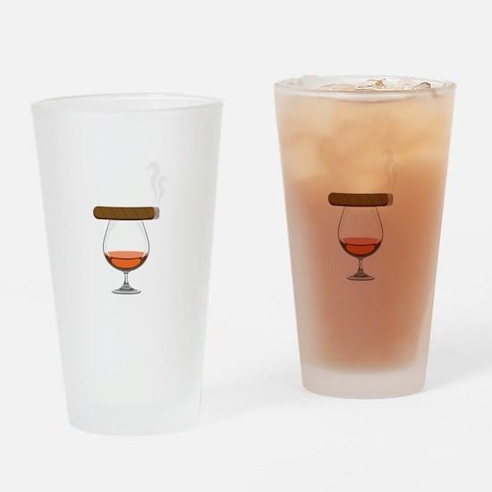 Brandy Cognac Cigar Drinking Glass
