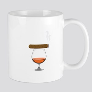 Brandy Cognac Cigar Mugs
