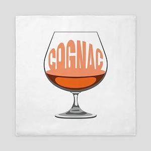 Cognac Queen Duvet