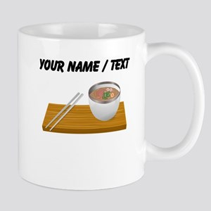 Custom Asian Soup Mugs