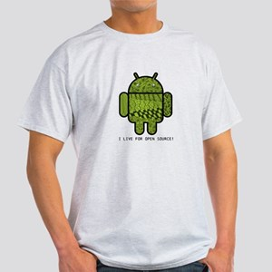 Paisley Doodle Character for Android Light T-Shirt