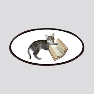 Reading Cat Patches