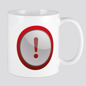 Exclamation Point Mugs