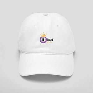 Bingo Queen Baseball Cap