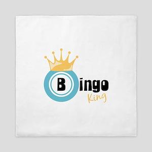 Bingo King Queen Duvet