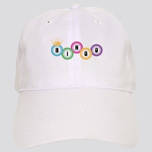 Bingo Baseball Cap