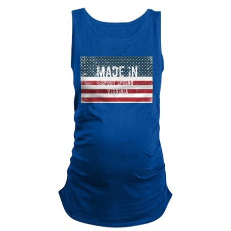 Made in Spout Spring, Virginia Tank Top