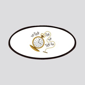 Tick Tock Patches