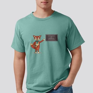Foolish fox.Misspelled text as a sign of m T-Shirt