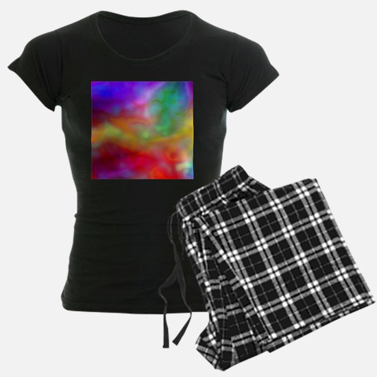 Cloudy Tie Dye pajamas