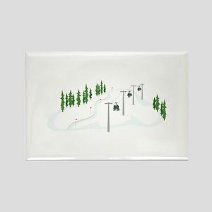 Ski Lift Magnets