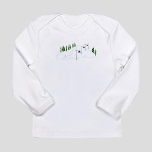 Ski Lift Long Sleeve T-Shirt