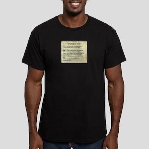 October 3rd T-Shirt