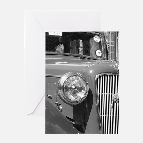 Classic car Greeting Cards