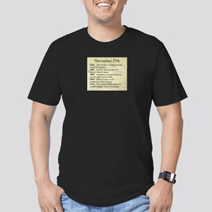 November 27th T-Shirt