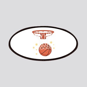 BASKETBALL HOOP Patches
